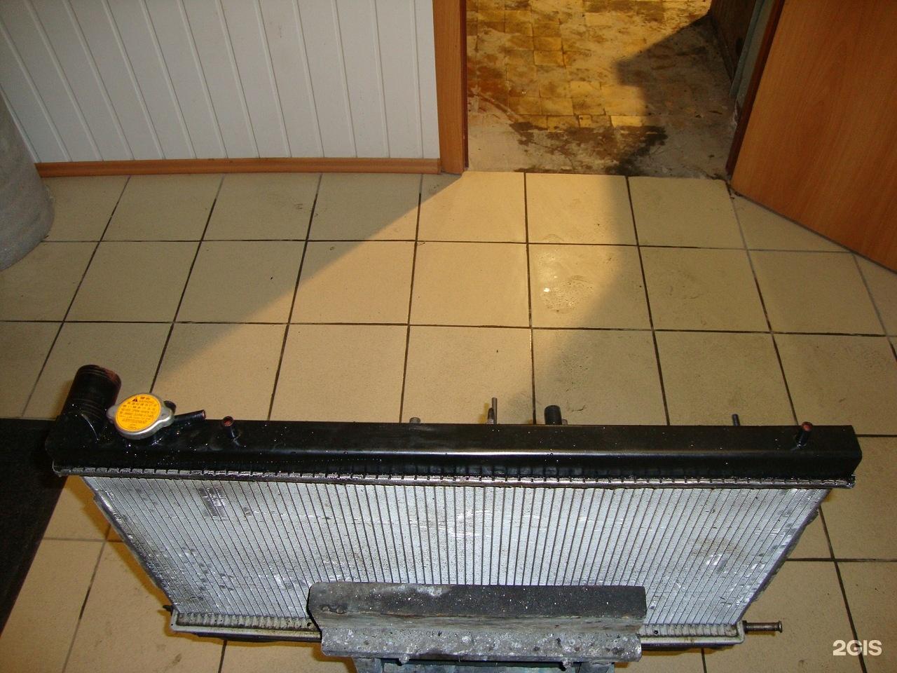 Ремонт радиатора с пластиковыми бачками своими руками