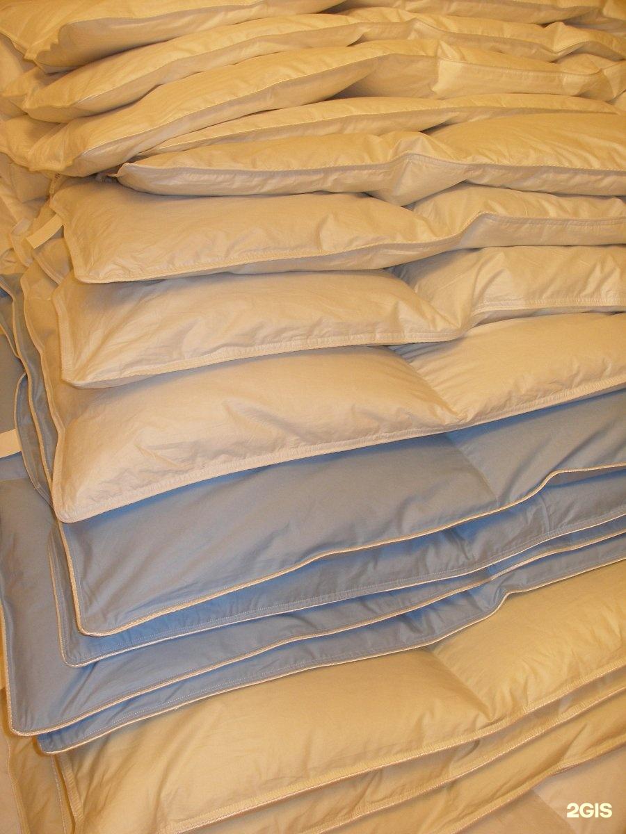 Сшить пуховое одеяло фото