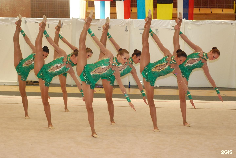 Фото художественной гимнастики 16 фотография