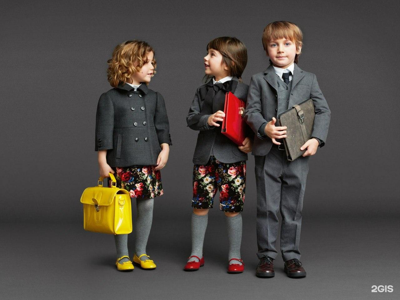 Как модно одеть ребенка в школу фото