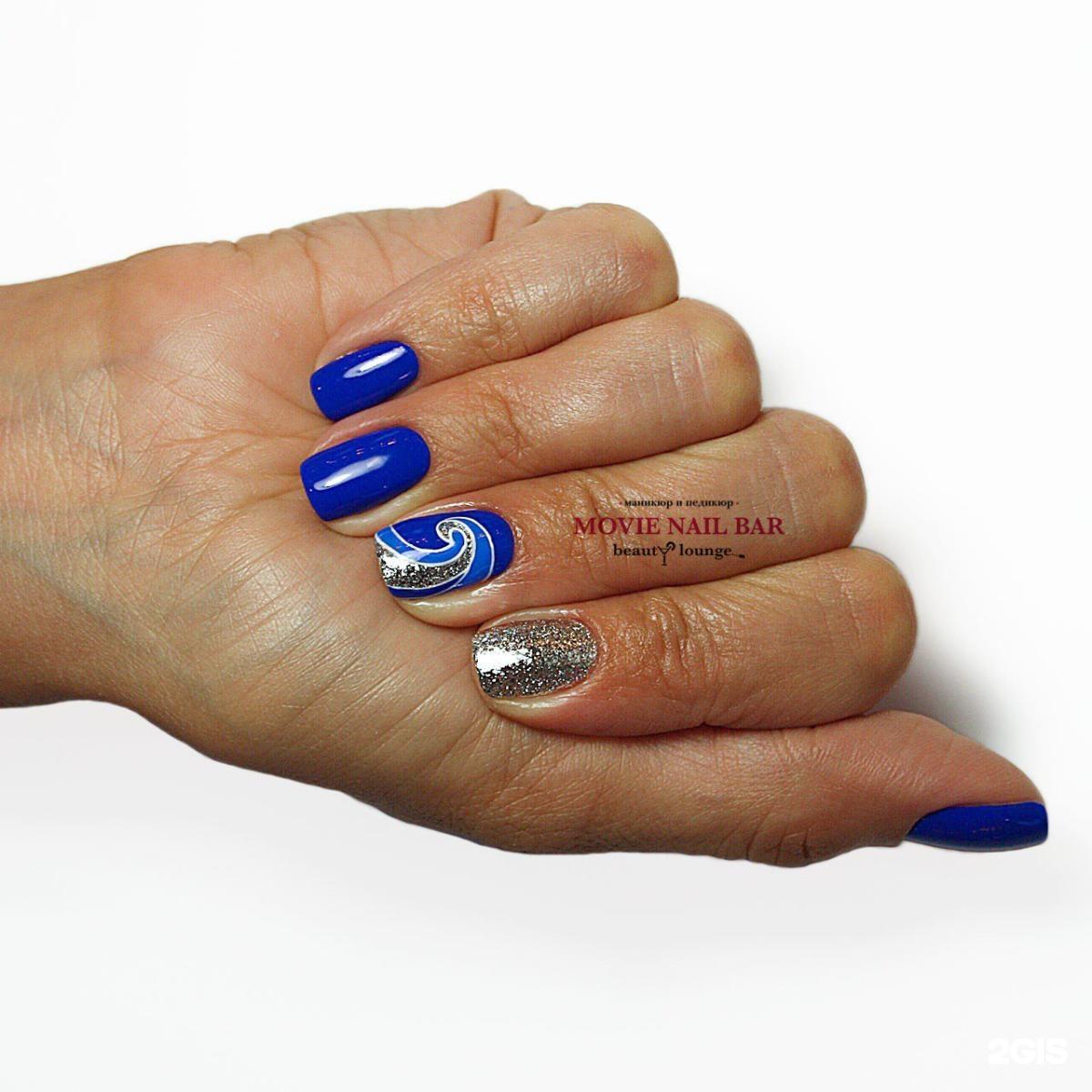 Маникюр movie nail bar
