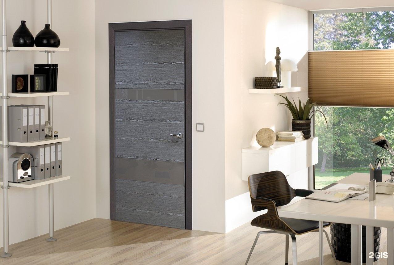 сочетание дери и мебели в квартире