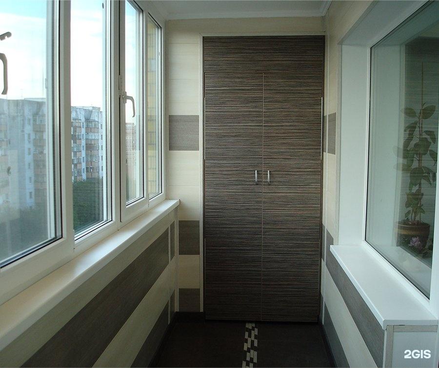 Остекление балконов и лоджий в санкт-петербурге , заказать у.