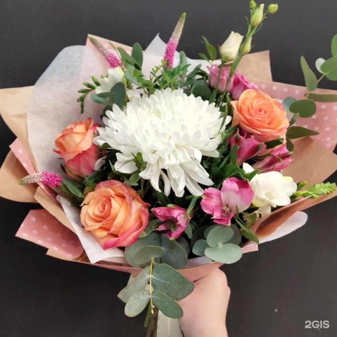 Круглосуточно магазины цветы ухта, заказ ромашек