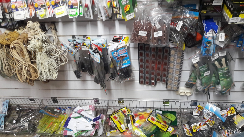 Магазин для рыбалки в набережных челнах