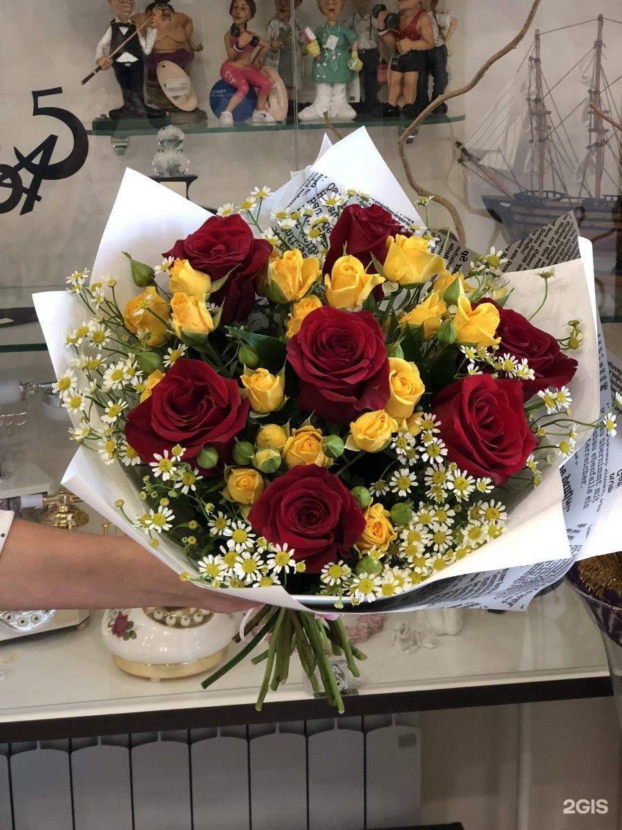 Оптовый магазин цветов в набережных челнах