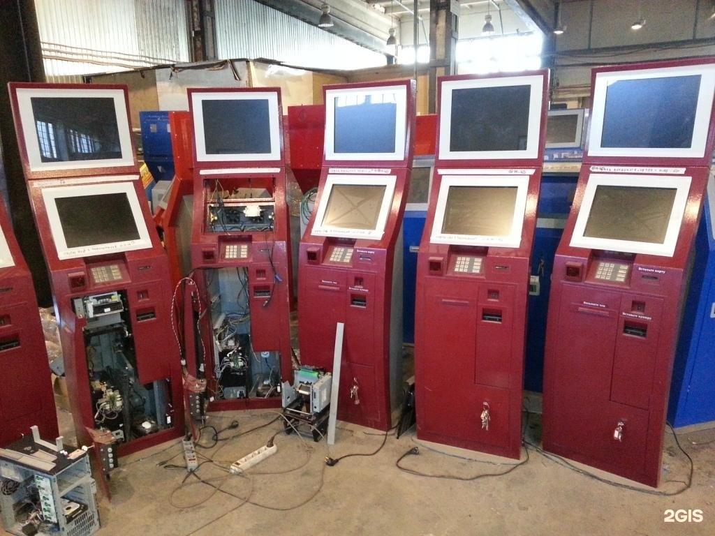 Торговые автоматы ру