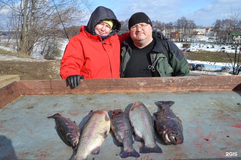 Рыбалка лагуна еганово отзывы