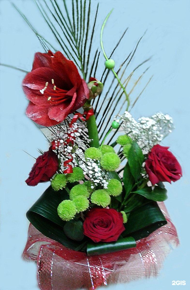 Цветы в подарок, петербург
