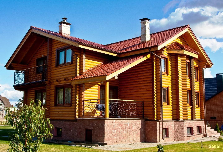Дом в картинках деревянный, днем рождения