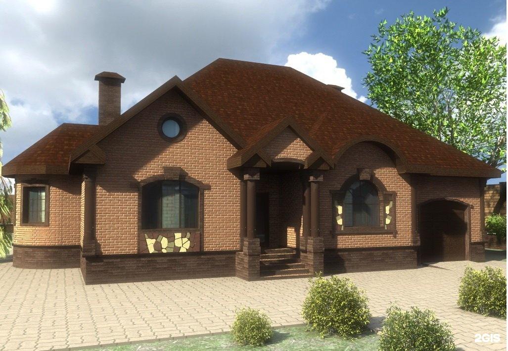 Красивые дома в белгороде 13
