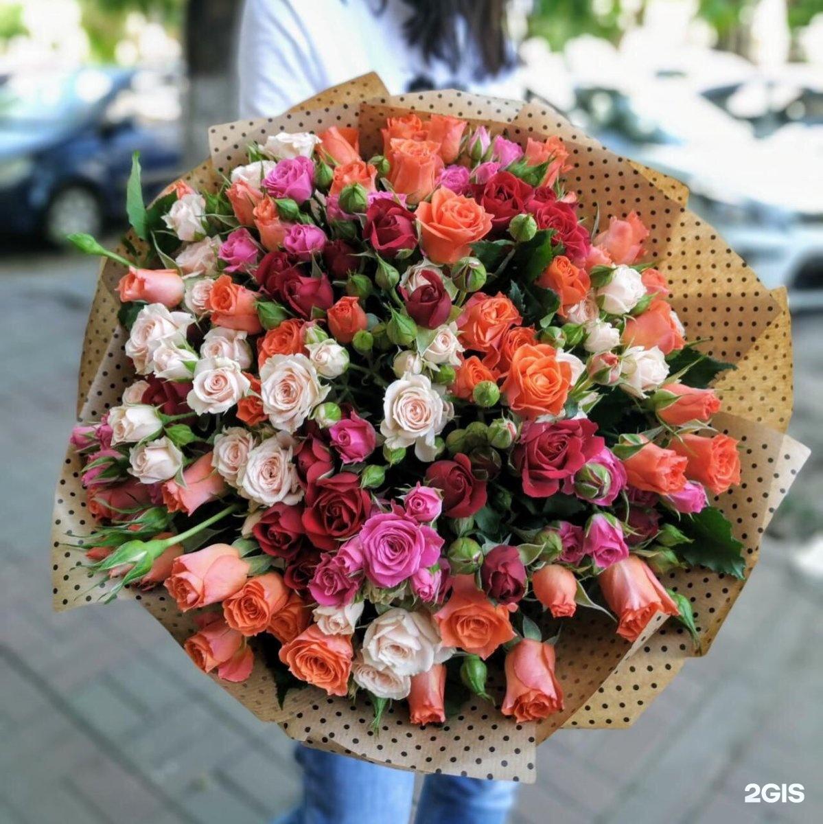 Заказ цветов курьером в белгороде, букеты