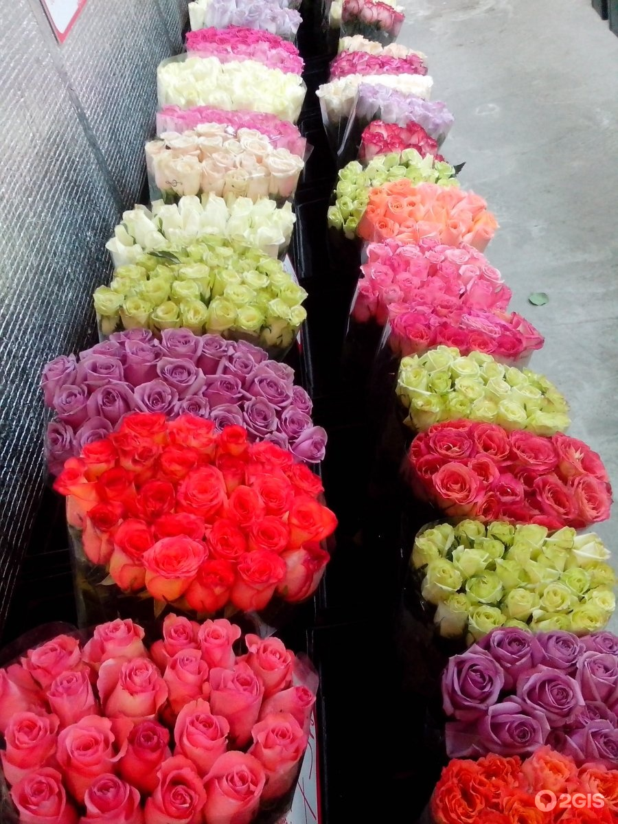 Цветы оптом недорого в москве, доставка цветов