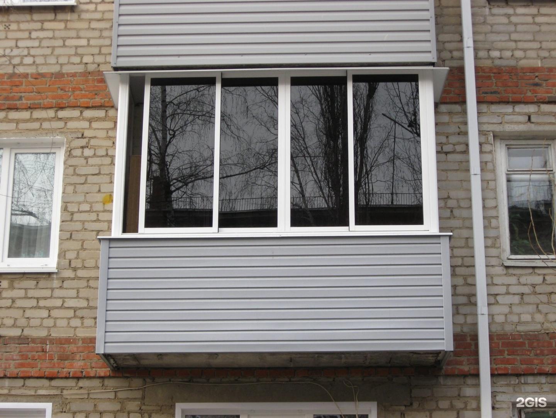 Остекление балконов, лоджий в казахстане. каталог компаний и.