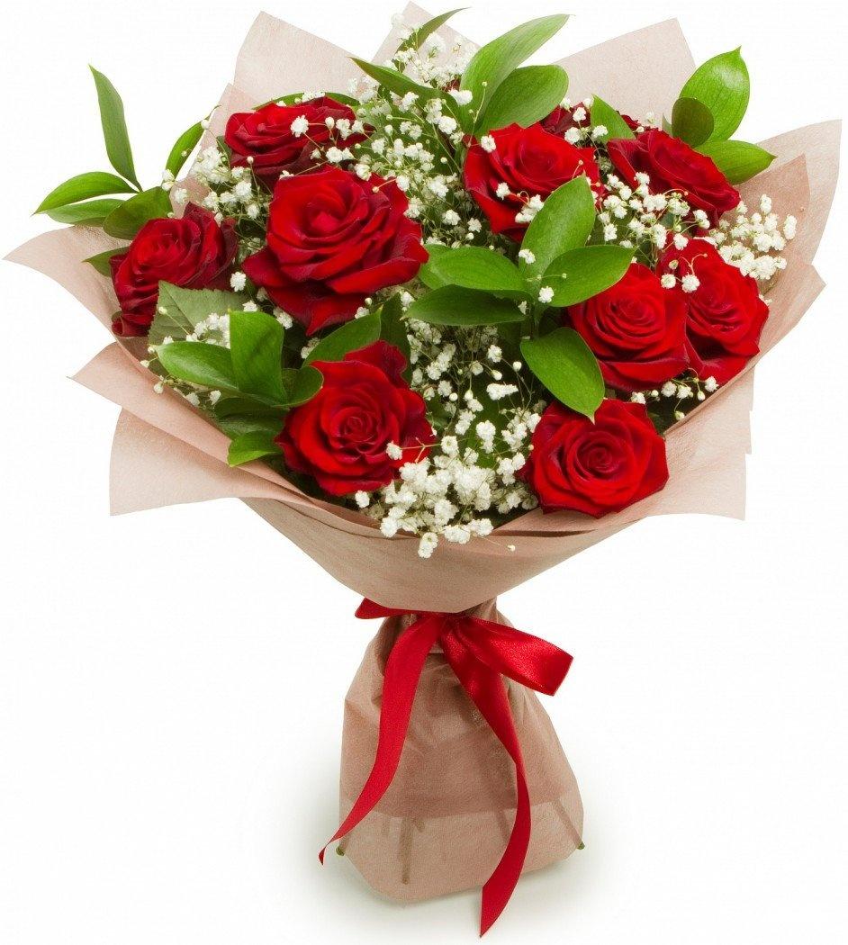 Букет пионовидных, где купить цветы 1 января в москве