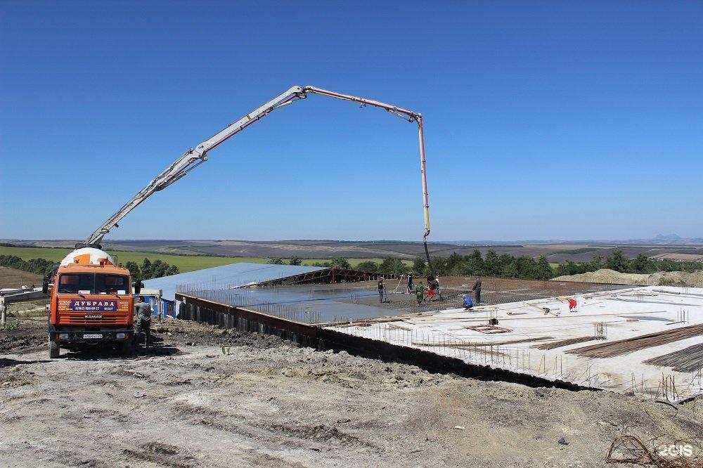 Купить бетон в пятигорске дубрава d1600 керамзитобетон